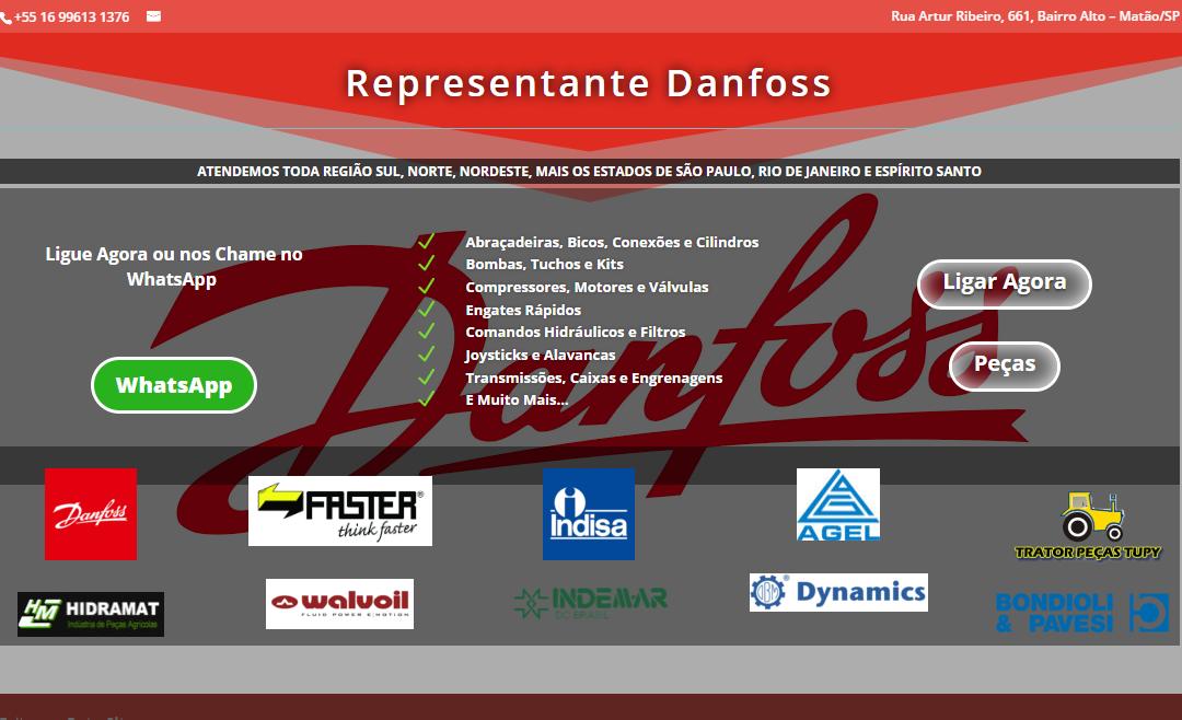 Representante Danfoss